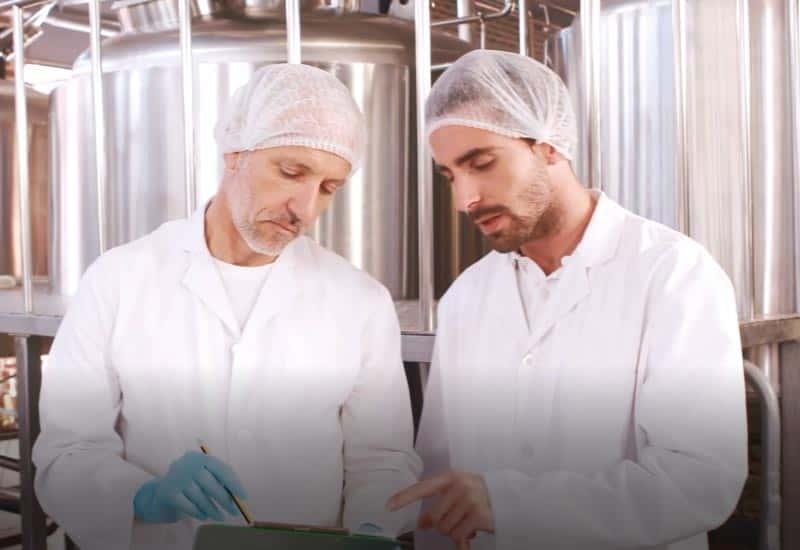 Bild Glykole für die Lebensmittelindustrie