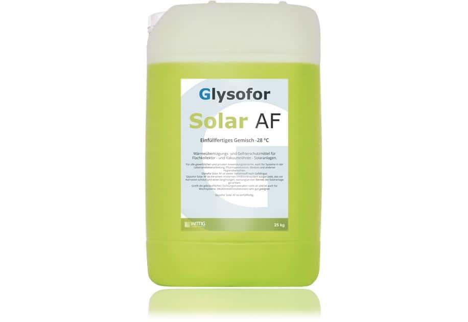 Produkt Glysofor Solar AF - Solarflüssigkeit