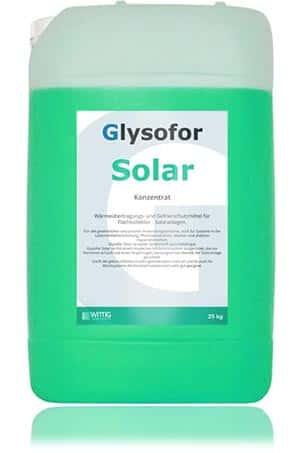 Produkt Glysofor Solar - Solarflüssigkeit