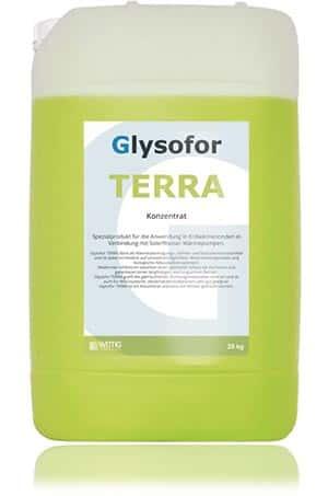 Produkt Glysofor TERRA - Frostschutz Geothermie