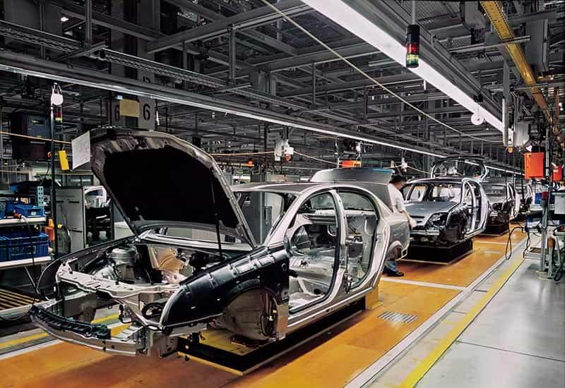 Fahrzeug- & Maschinenbau